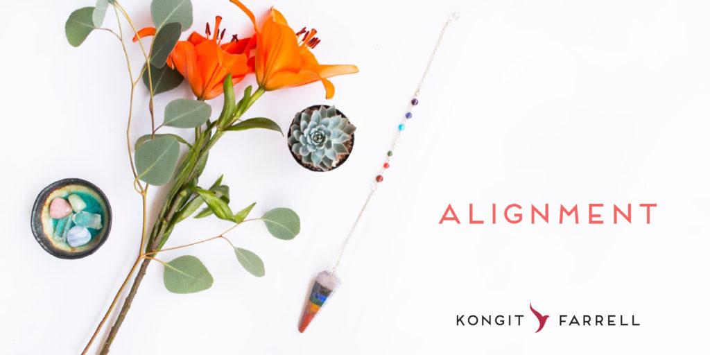 Alighnment Series Image A Logo