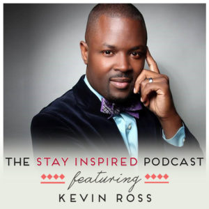 Kevin Ross on Stay Inspired with Kongit Farrell