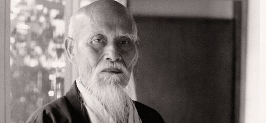 Morihei Ueshiba on The Stay Inspired Podcast with Kongit Farrell